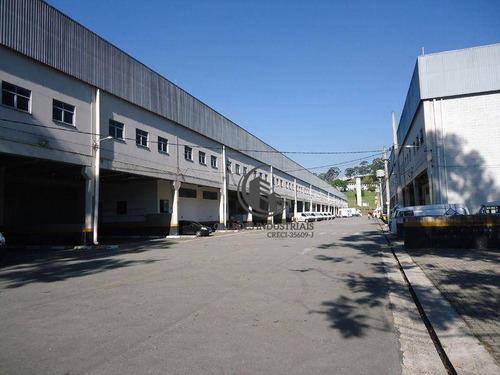 Imagem 1 de 16 de Galpão Para Alugar, 2597 M² Por R$ 18,00/mês - Jardim Novo Horizonte - Jandira/sp - Ga0204