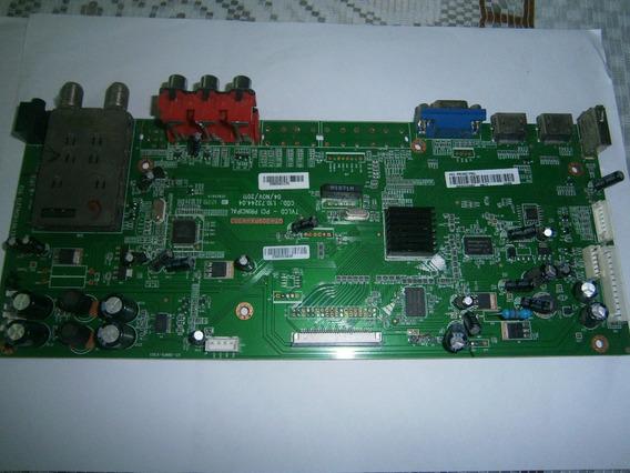 Placa Principal Da Tv Cce Lcd32 C320 Usada