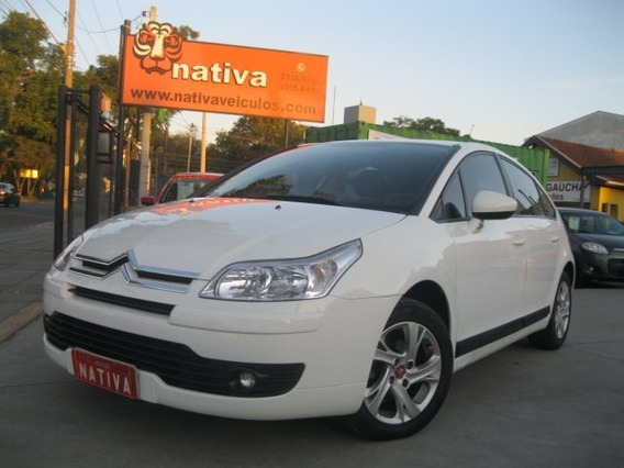 Citroën C4 1.6 Glx Competition 16v Flex 4p Manual