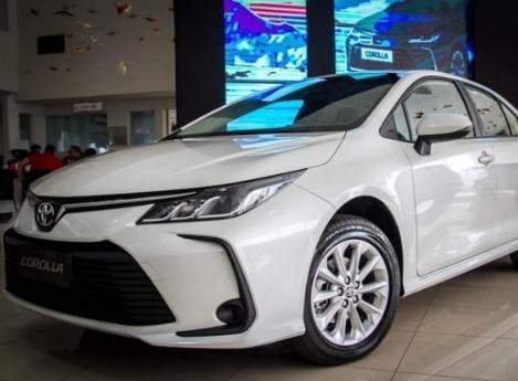 Toyota Corolla Gli 1.8 0km