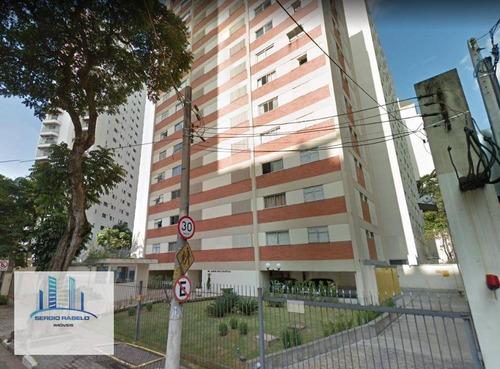 Imagem 1 de 12 de Apartamento Residencial À Venda, Moema, São Paulo. - Ap2826