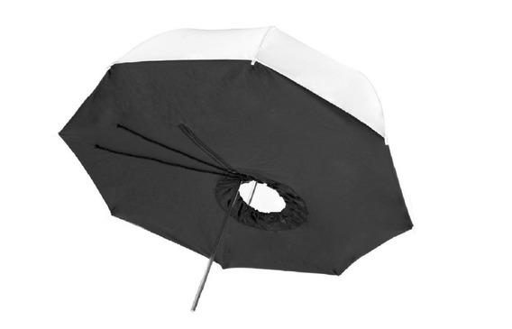 Sombrinha Softbox ( 101cm) - Black Bounce Brolly