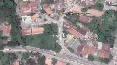 Casa Com 6 Dormitórios À Venda, 220 M² -  Flamengo - Maricá/rj - Ca3616