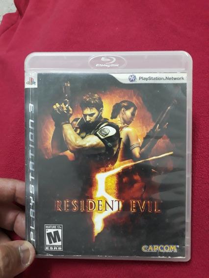 Residente Evil 5 Ps3 Original