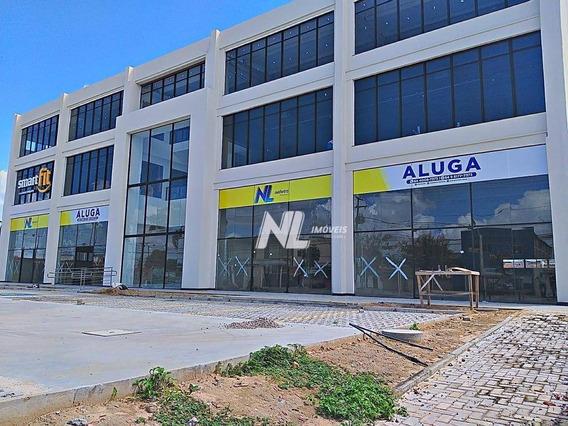 Andar Corporativo Para Alugar, 1200 M² - Centro - Parnamirim/rn - Ac0002