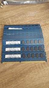 Memoria Servidor Dell 1gb 1rx8 Pc3-10600e 9-10 R710 R610
