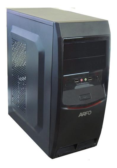 Computador Arfo Fm2, Amd A4-6300, 4gb, Hd 320gb