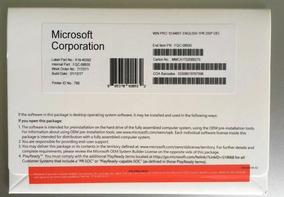 Windows 10 Professional Box Lacrado Com Mídia.