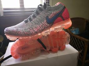 Nike Vapormax Flyknit 8 Us De Dama 100% Originales