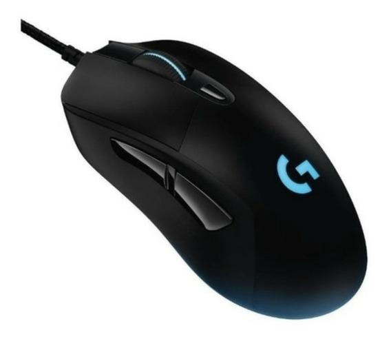 Logitech Mouse Gamer G403 Hero Lightsync Rgb 16000 Dpi