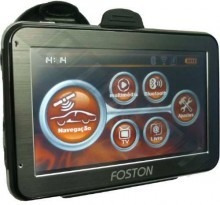 Gps Automotivo Foston Fs 503dt Tv