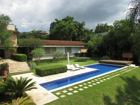 Casa Com 4 Dormitórios À Venda, 800 M² Por R$ 3.700.000 - Granja Viana - Cotia/sp - Ca14454