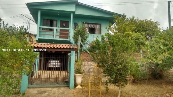 Casa Com 03 Dormitório(s) Localizado(a) No Bairro Ouro Verde Em Portão / Portão - 3200951