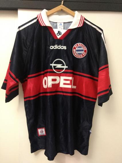Camiseta Bayern Munich Temporada 1997/98