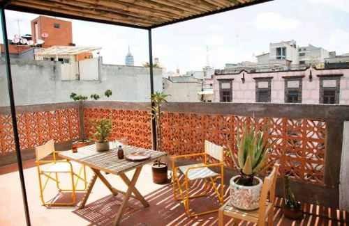 Departamento En Renta, Colonia Centro
