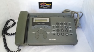 Fax Sharp Ux-66 : Super Novo