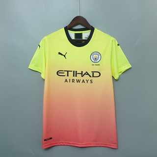Camisa Manchester City 19/20