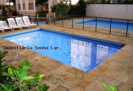 Apartamento Para Venda Em São Paulo, Jardim D`abril, 2 Dormitórios, 1 Banheiro, 1 Vaga - 2355