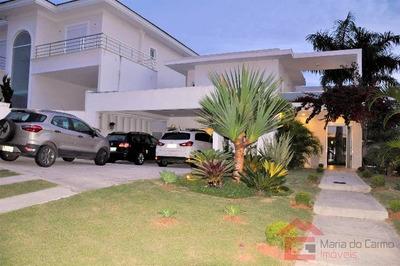 Venda - Casa Em Condomínio Reserva Santa Maria / Jandira/sp - 6445