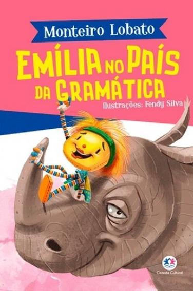 Emilia No Pais Da Gramatica - Ciranda Cultural