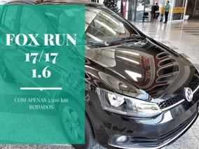 Volkswagen Fox 1.6 Run 2017 Apenas 3500km