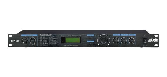 Procesador De Efectos Dsp-256 Reikpro Audio