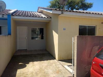 Casa Com 2 Dormitórios Para Alugar Em Morretes/pr - Ca0077