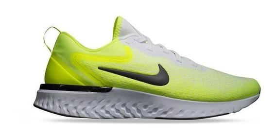 Zapatillas Nike Odyssey React Hombre Amarillo Running C/ Env