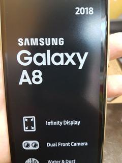 Samsung A8 2018 Nuevo Acuatico