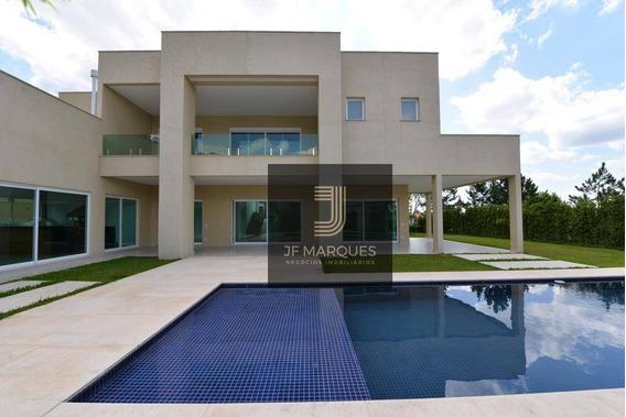 Casa À Venda, 750 M² Por R$ 6.800.000,00 - Tamboré - Barueri/sp - Ca0056