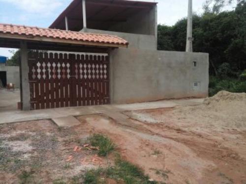 Casa Lado Praia Com Ótimo Espaço Em Itanhaém Sp - 3960 Npc