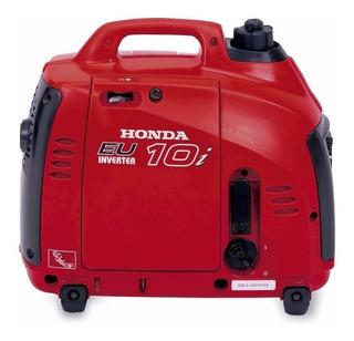 Grupo Electrógeno Generador Honda Eu10 Inverter 1kw Insonoro