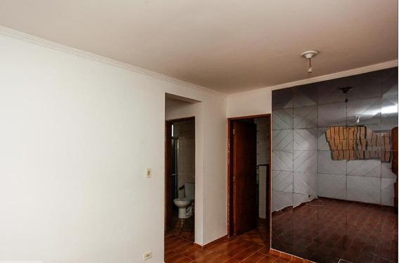 Apartamento Com 1 Dormitório Para Alugar, 58 M² Por R$ 820,00/mês - Vila Galvão - Guarulhos/sp - Ap0201
