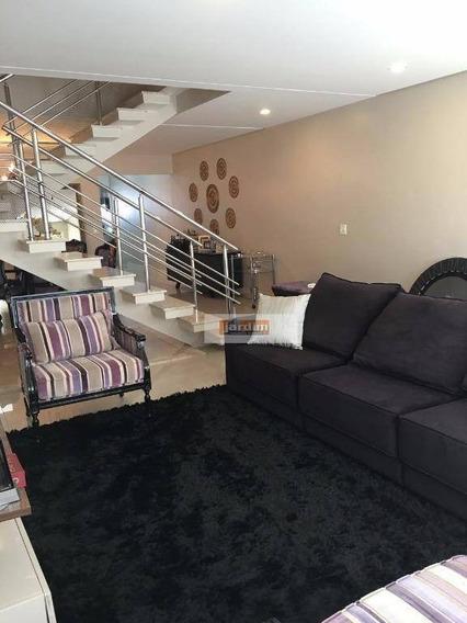 Sobrado Com 3 Dormitórios À Venda, 254 M² Por R$ 900.000,00 - Assunção - São Bernardo Do Campo/sp - So1533