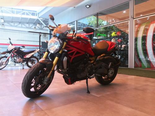Ducati Monster 1200s / 2017