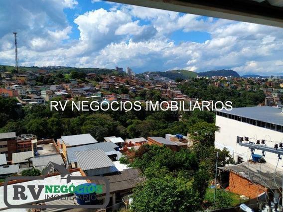Cobertura Para Venda Em Juiz De Fora, Jardim Gaúcho, 2 Dormitórios, 1 Banheiro, 1 Vaga - Rv304_2-994267