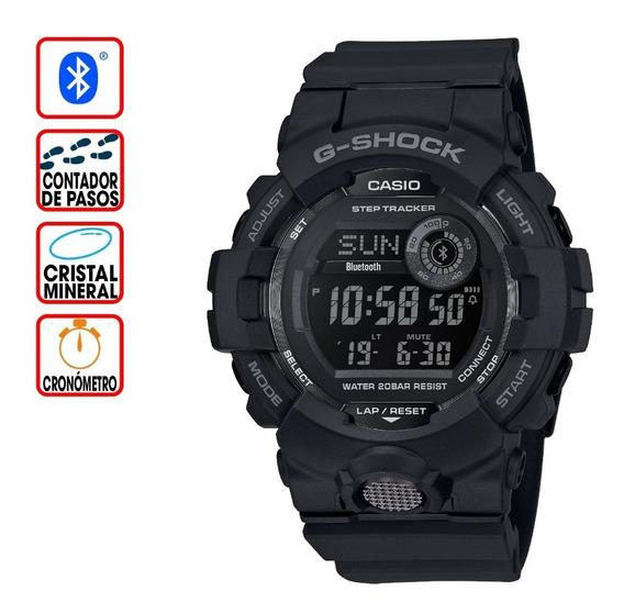 Reloj Casio G-shock G-squad Youth Gbd-800-1b Step Tracker