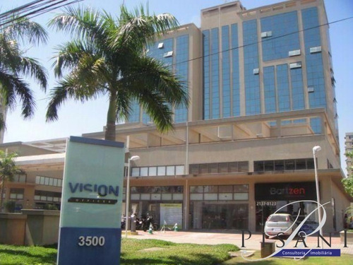 Vision Offices, Sala Com 25m², Pronta Para Uso - Sa00082 - 67730375