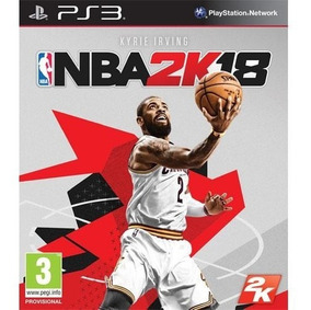 Nba 2k18 Midia Digital Ps3 Psn Play 3 !!! Envio Hj