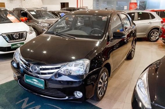 Toyota Etios 1.5 Xls Platinum