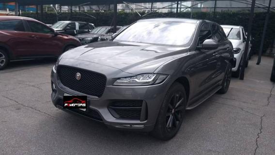 Jaguar F-pace 2.0 16v Ingenium R-sport Awd 4p Automático