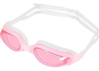 Óculos Natação Unissex Poker Urânio Ultra Rosa