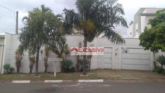 Casa Com 3 Dormitórios À Venda, 300 M² Por R$ 1.400.000 - Parque Dos Servidores - Paulínia/sp - Ca1570