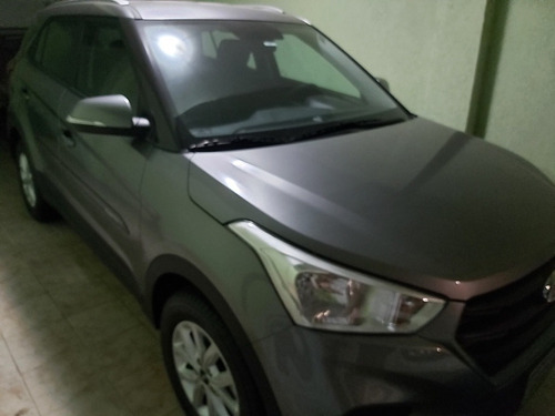Hyundai Creta 2021 1.6 Attitude Flex 5p