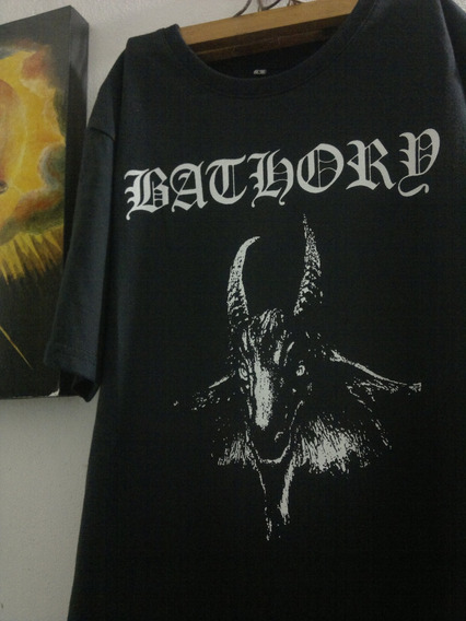 Remeras Estampadas Doom Sludge Stoner Black Death Gothic