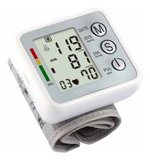 Medidor De Pressao Arterial Portatil Pulso Automatico Digita