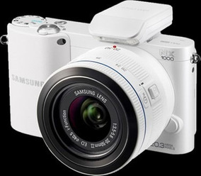 Smartcamera Samsung Nx1000 20.3 Mp Wifi