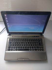Notebook Lenovo Z360 I5 4gb 320gb Video Dedicado Hdmi Cod6