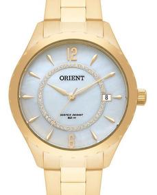 Relógio Orient Feminino Dourado - Fgss1152 B2kx