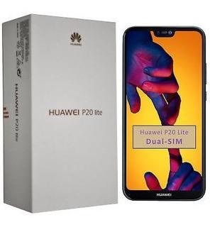 Huawei P20 Lite Ane-lx1 64gb Midnight Black Dual-sim
